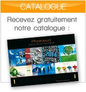 Carte de vœux professionnelle ? Demandez le catalogue Photosud (c'est gratuit)…