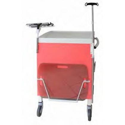 Chariot d'urgence - Energie médical.