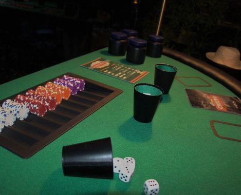 soirée Casino provençale pour team building d'entreprise