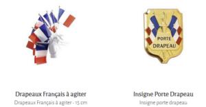 Drapeaux et porte-drapeaux mairie – DRAGO PARIS